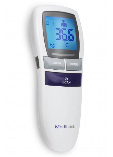 MEDIBLINK kontaktmentes lázmérő 6in1 M320