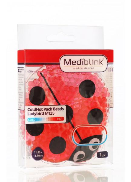 MEDIBLINK hideg/meleg katicás gyöngyök 11,4 x 11,5 cm M125